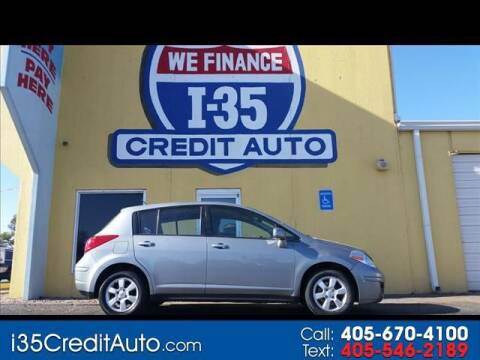 2008 Nissan Versa for sale at Buy Here Pay Here Lawton.com in Lawton OK