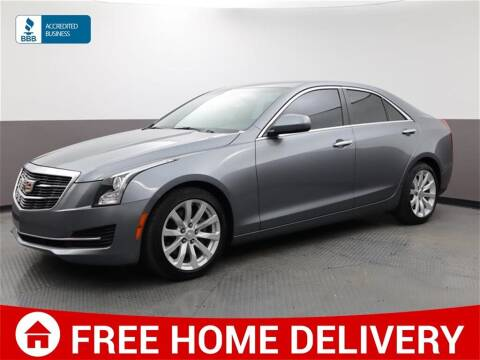 2018 Cadillac ATS for sale at Florida Fine Cars - West Palm Beach in West Palm Beach FL
