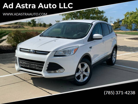 2013 Ford Escape for sale at Ad Astra Auto LLC in Lawrence KS