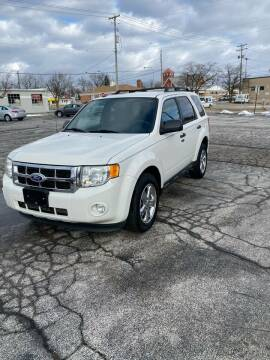 2011 Ford Escape for sale at SVS Motors in Mount Morris MI