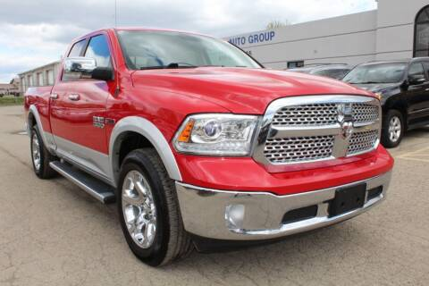 2016 RAM Ram Pickup 1500 for sale at SHAFER AUTO GROUP in Columbus OH