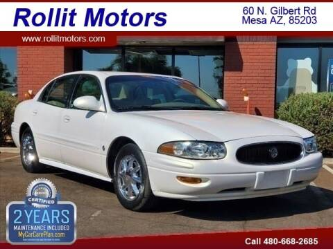 2005 Buick LeSabre for sale at Rollit Motors in Mesa AZ