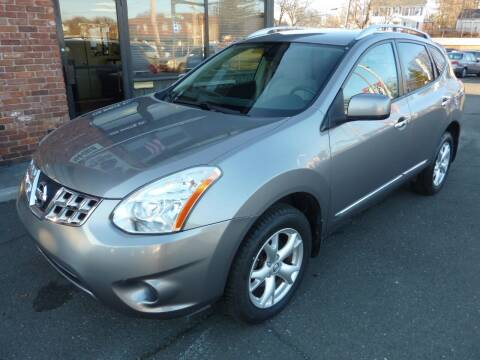 2011 Nissan Rogue for sale at Regner's Auto Sales in Danbury CT