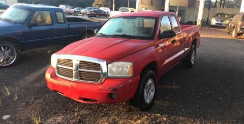 2006 Dodge Dakota for sale at Ebert Auto Sales in Valdosta GA