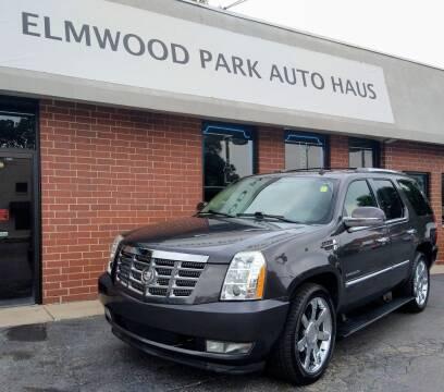 2010 Cadillac Escalade for sale at Elmwood Park Auto Haus in Elmwood Park IL