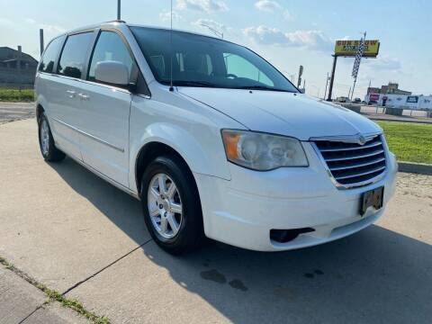 2010 Chrysler Town and Country for sale at Xtreme Auto Mart LLC in Kansas City MO