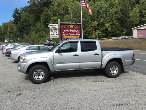 2011 Toyota Tacoma for sale at Jerry Dudley's Auto Connection in Barre VT