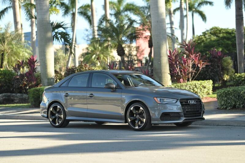 2016 Audi A3 for sale at EURO STABLE in Miami FL