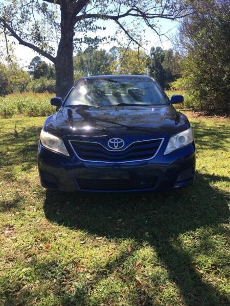 2011 Toyota Camry for sale at Murphy MotorSports of the Carolinas in Parkton NC