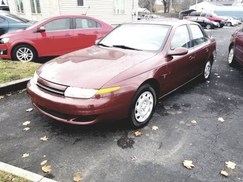 2001 Saturn L-Series for sale at Straight Line Motors LLC in Fort Wayne IN