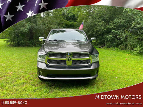 2014 RAM Ram Pickup 1500 for sale at Midtown Motors in Greenbrier TN