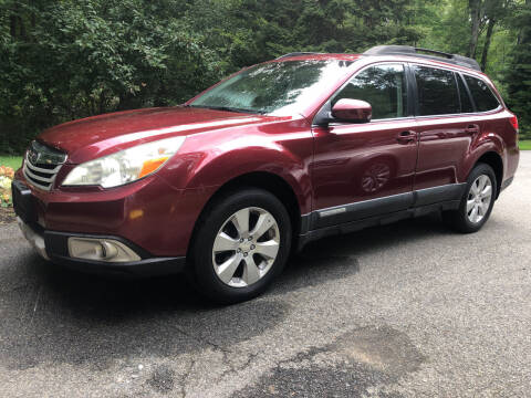 2011 Subaru Outback for sale at Beverly Farms Motors in Beverly MA