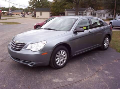 2010 Chrysler Sebring for sale at LAKESIDE MOTORS LLC in Houghton Lake MI