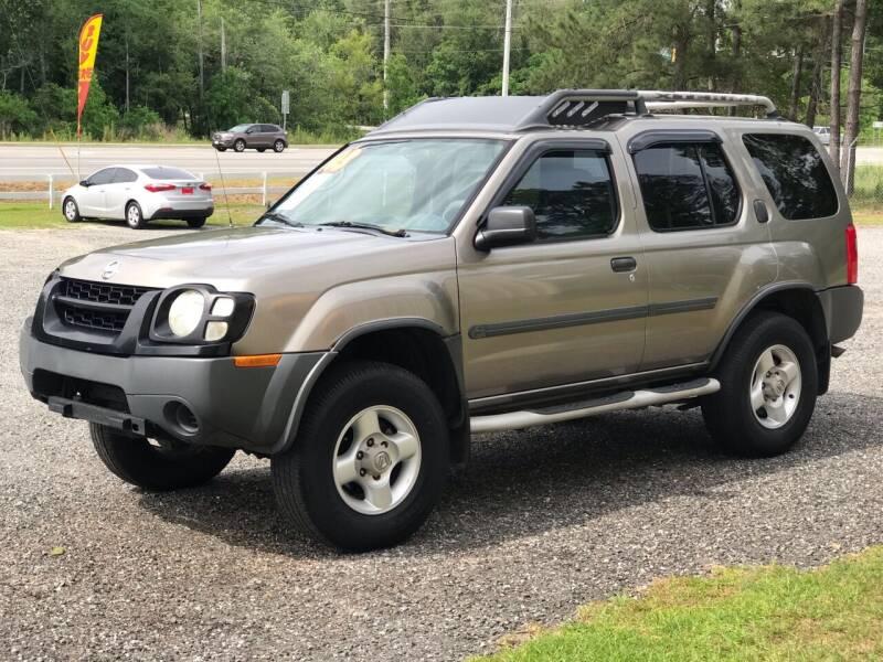 2003 Nissan Xterra for sale at 912 Auto Sales in Douglas GA