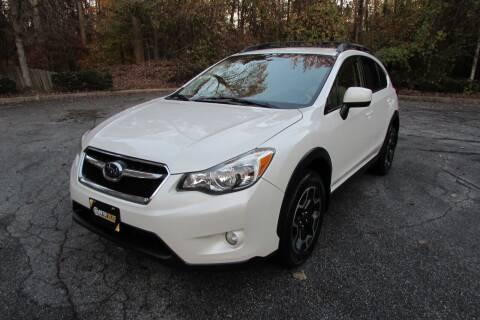 2013 Subaru XV Crosstrek for sale at AUTO FOCUS in Greensboro NC