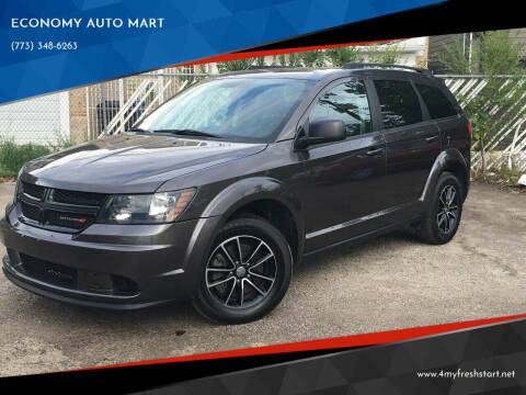 2017 Dodge Journey for sale at ECONOMY AUTO MART in Chicago IL