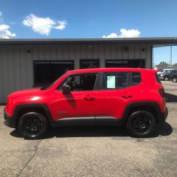 2017 Jeep Renegade for sale at STEVE'S AUTO SALES INC in Scottsbluff NE