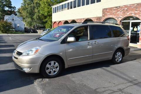 2004 Toyota Sienna for sale at Absolute Auto Sales, Inc in Brockton MA