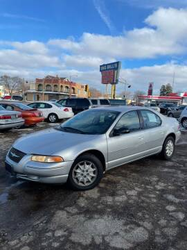 2000 Chrysler Cirrus for sale at Big Bills in Milwaukee WI