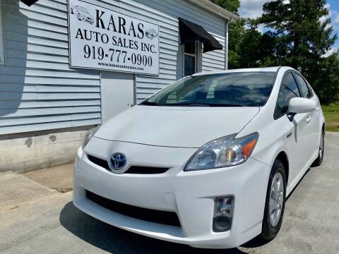2011 Toyota Prius for sale at Karas Auto Sales Inc. in Sanford NC