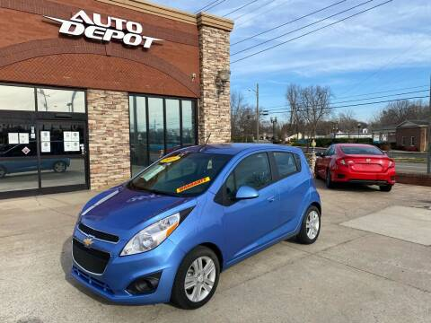 2015 Chevrolet Spark for sale at Auto Depot of Smyrna in Smyrna TN