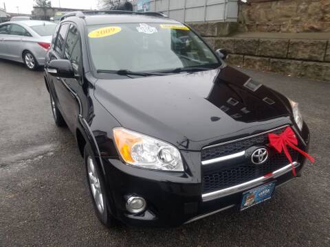 2009 Toyota RAV4 for sale at Fortier's Auto Sales & Svc in Fall River MA