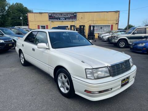 1996 Toyota crown for sale at Virginia Auto Mall - JDM in Woodford VA