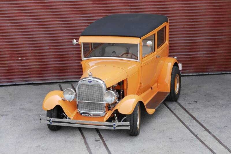 1929 Ford Model A for sale at Sierra Classics & Imports in Reno NV