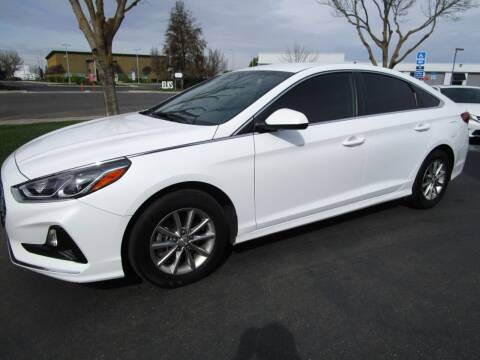 2019 Hyundai Sonata for sale at KM MOTOR CARS in Modesto CA