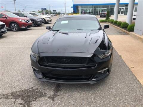 2016 Ford Mustang for sale at Herman Jenkins Used Cars in Union City TN