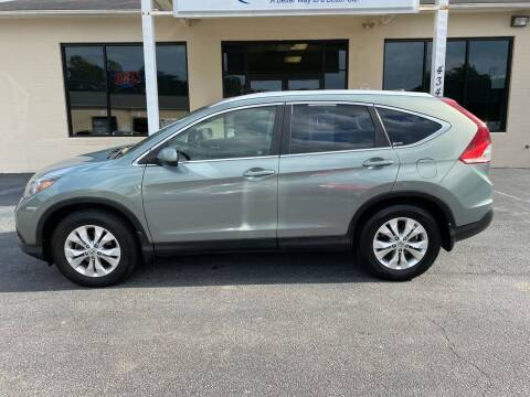 2012 Honda CR-V for sale at Carolina Auto Credit in Youngsville NC