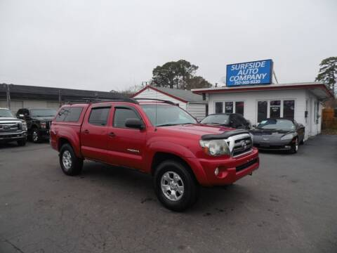 2010 Toyota Tacoma for sale at Surfside Auto Company in Norfolk VA