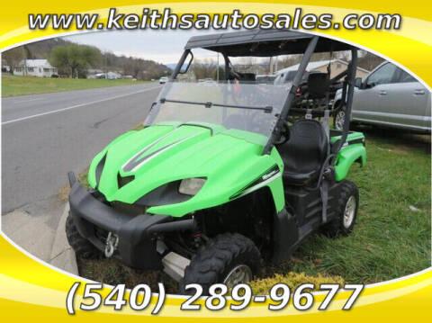 2009 Kawasaki Teryx™