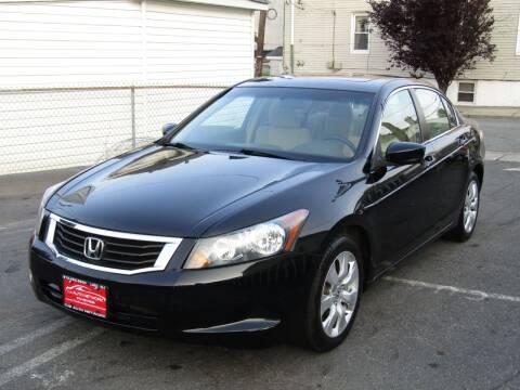 2008 Honda Accord for sale at The Auto Network in Lodi NJ