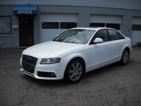 2009 Audi A4 for sale at Best Wheels Imports in Johnston RI