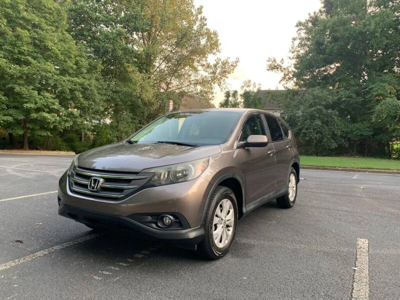 2012 Honda CR-V for sale at Nasco Automotive Group in Peachtree Corners GA