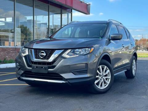 2017 Nissan Rogue for sale at MAGIC AUTO SALES in Little Ferry NJ
