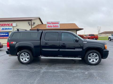 2013 GMC Sierra 1500 for sale at Pro Source Auto Sales in Otterbein IN