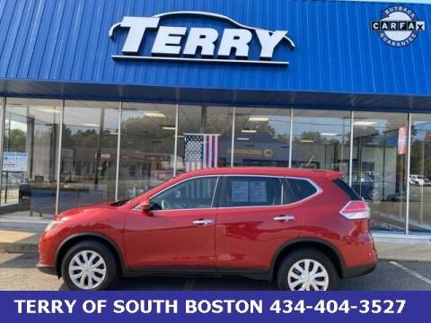 2015 Nissan Rogue for sale at Terry of South Boston in South Boston VA