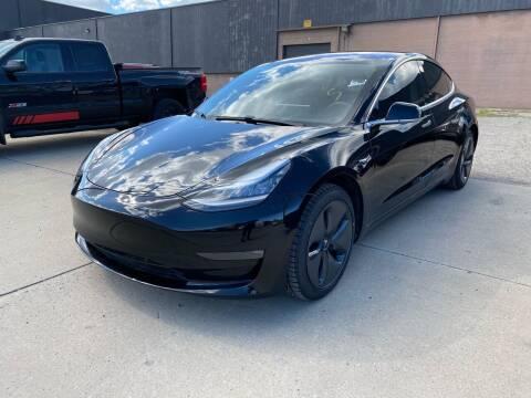 2017 Tesla Model 3 for sale at M-97 Auto Dealer in Roseville MI