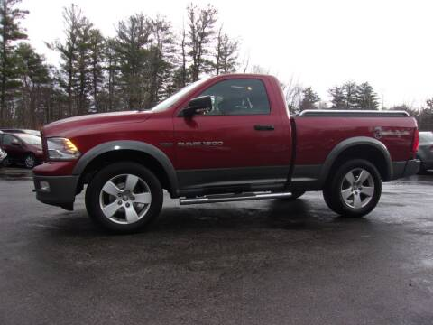 2011 RAM Ram Pickup 1500 for sale at Mark's Discount Truck & Auto Sales in Londonderry NH