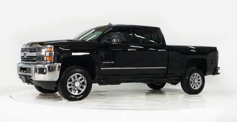 2015 Chevrolet Silverado 2500HD for sale at Houston Auto Credit in Houston TX