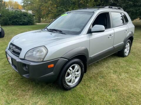 2008 Hyundai Tucson for sale at Miro Motors INC in Woodstock IL