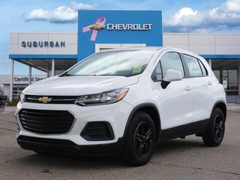 2020 Chevrolet Trax for sale at Suburban Chevrolet of Ann Arbor in Ann Arbor MI