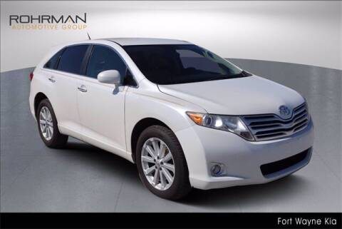 2011 Toyota Venza for sale at BOB ROHRMAN FORT WAYNE TOYOTA in Fort Wayne IN