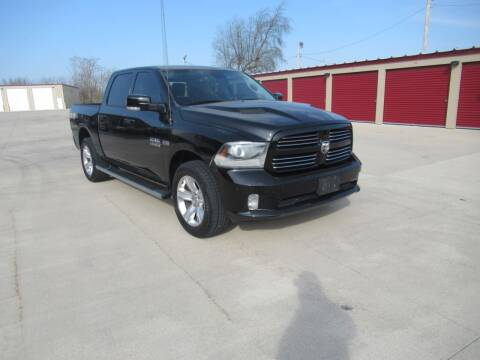 2014 RAM Ram Pickup 1500 for sale at Perfection Auto Detailing & Wheels in Bloomington IL