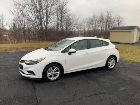 2018 Chevrolet Cruze for sale at East Main Rides in Marion VA