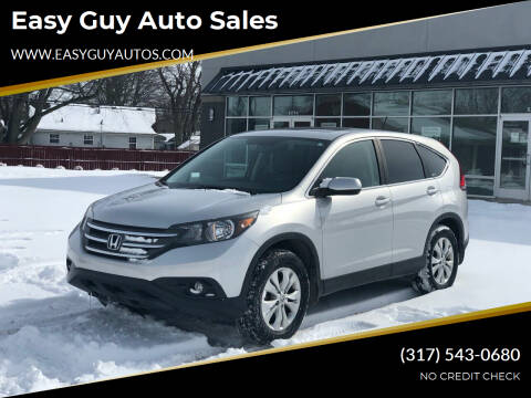 2012 Honda CR-V for sale at Easy Guy Auto Sales in Indianapolis IN