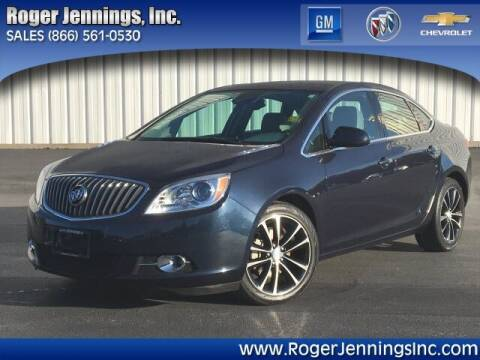 2016 Buick Verano for sale at ROGER JENNINGS INC in Hillsboro IL