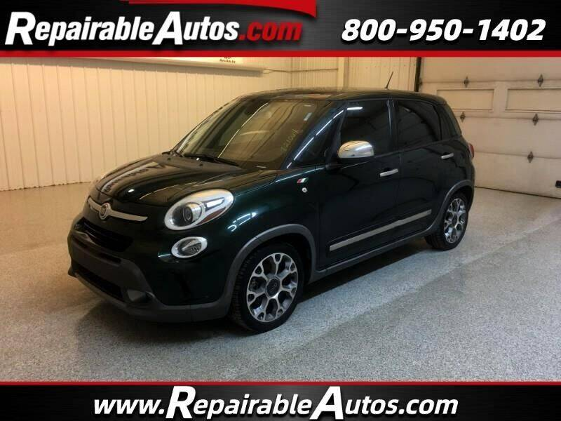 2014 FIAT 500L for sale at Ken's Auto in Strasburg ND